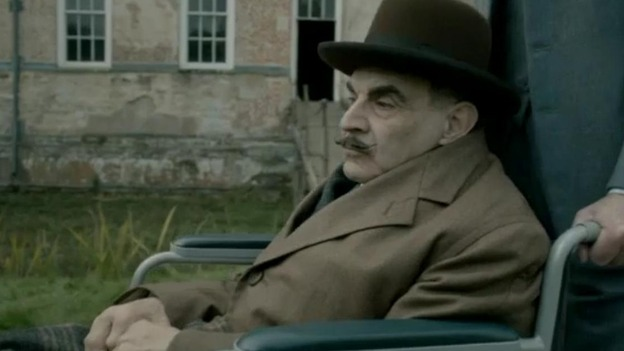 Curtain Falls On David Suchet's Last Outing As Poirot ITV News