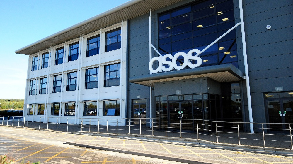 Asos to restart orders after distribution centre fire