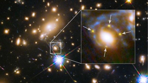Supernova Star Tests Einstein' General Theory Of