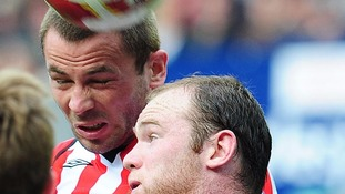 Rooney Knocked Out In Kitchen Boxing Bout Granada ITV News