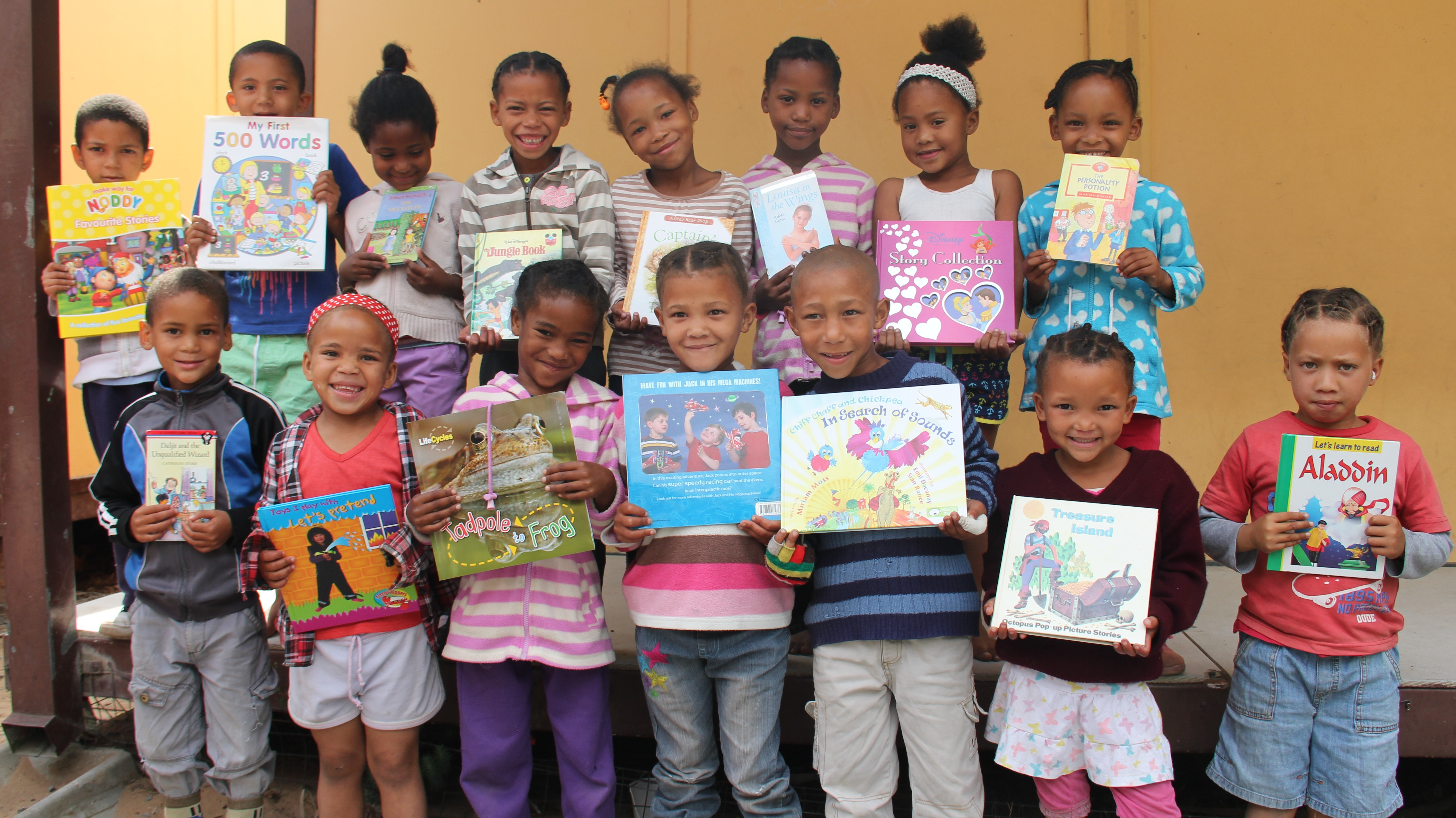 Yorkshire Schools Invited To Donate Books To South African