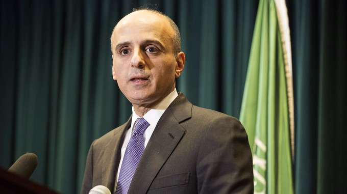 Saudi Ambassador to the United States Adel Al-Jubeir speaks about Saudi Arabia carrying out air strikes in Yemen