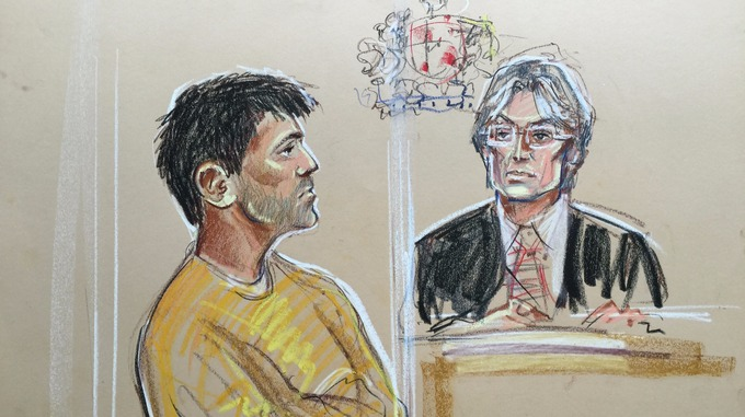 British trader Navinder Singh Sarao has been given conditional bail until May 26,  must remain at his home in Hounslow, London, and provide £5.05 million security.