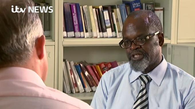 Kambanda speaks to us in his prison in Mali.