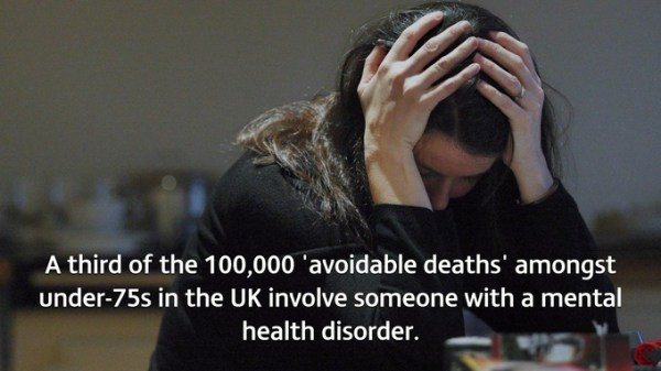 Figures from Rethink Mental Illness