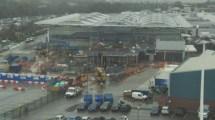 Bristol Airport West Terminal Expansion Reaches