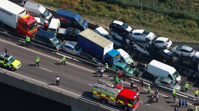 TV documentary recreates Kent's worst ever crash | Meridian - ITV News