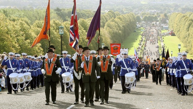Image result for Orange order and Stormont