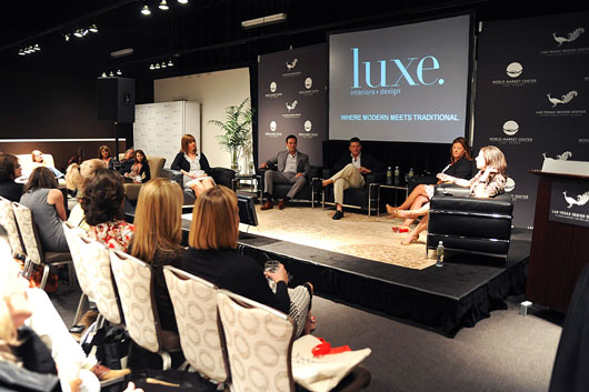 Las Vegas Market diversifies seminar offerings a focus on Canadian Interior Design Trends and