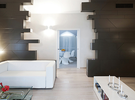 Apartment of 200 sqm in the heart of Tuscany Designed by Studivo