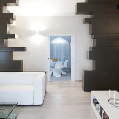 Living Room Flooring Ideas Mattress Apartment Of 200 Sqm In The Heart Tuscany. Designed By ...