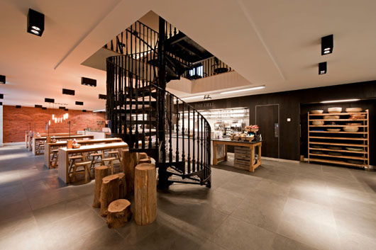Coach House Restaurant An Interior Design Project By SHH Service