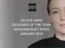 In January 2018, Maison&Objet Paris celebrates the talent ...