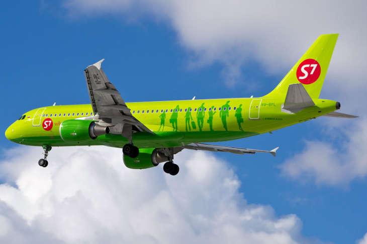 S7 Airlines получила допуск к регулярным перевозкам между Москвой и Тайбеем