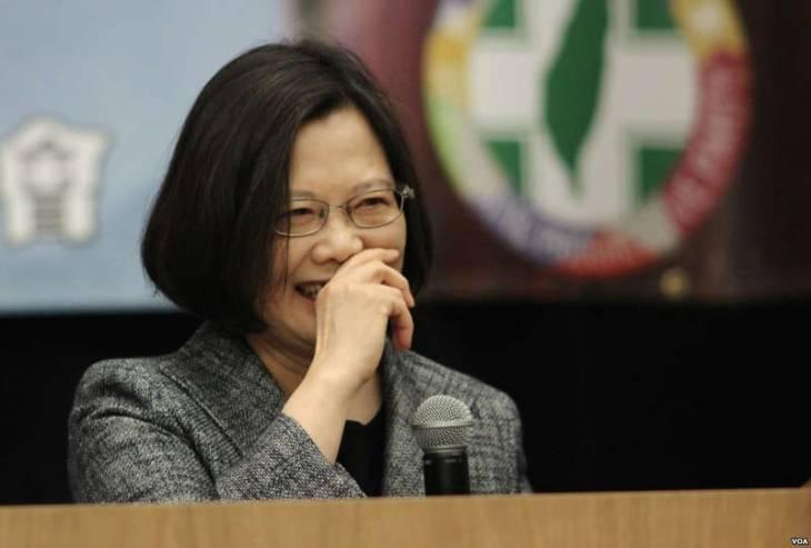 КНР получила чувствительный удар: смена власти на Тайване