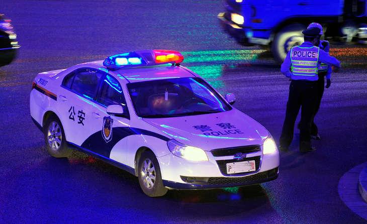 Полиция Китая задержала 11 членов преступной группировки из Тайваня