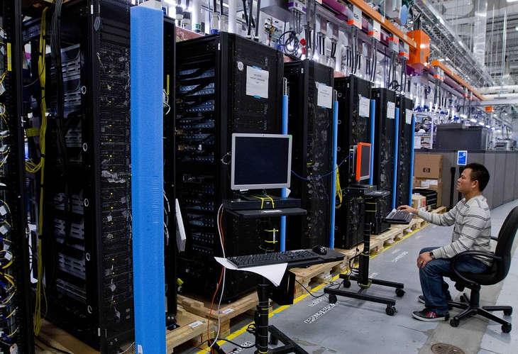 90,7% серверов в мире тайваньского производства