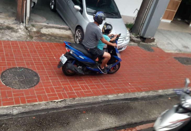 2,16 млн скутеров будут запрещены на Тайване до 2020 года