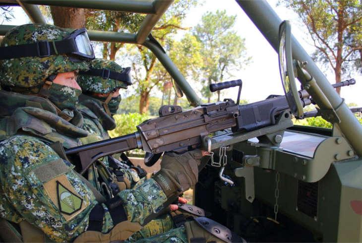 На Тайване начались ежегодные военные учения