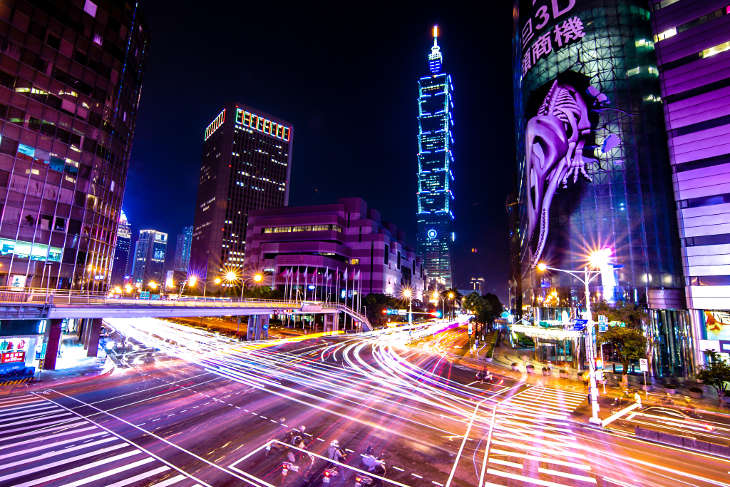 Тайвань признан лучшим местом для проживания иностранцев