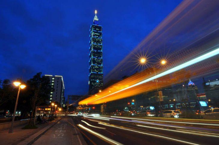 Тайбэй 101 больше не самое высокое здание в мире