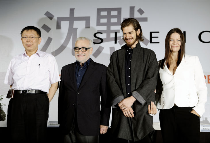 Оскароносный режиссёр Мартин Скорсезе приедет на Тайвань в следующем году