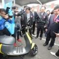Рекордное число электроскутеров продано на Тайване