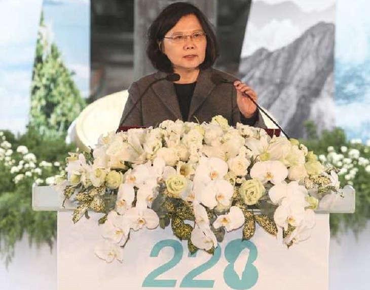 Президент Тайваня обещает раскрыть правду о событиях 28 февраля