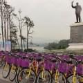 Сервис K Bike в уезде Цзиньмэнь