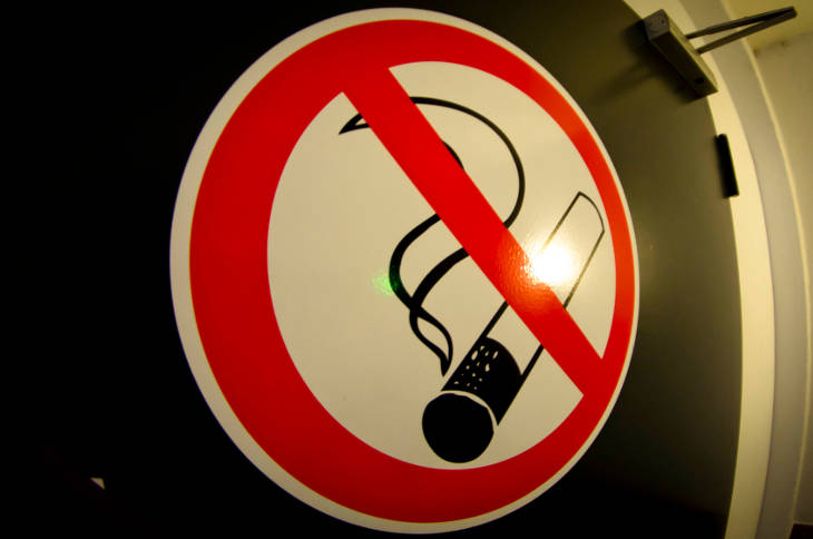 На Тайване повысят возрастной ценз на продажу сигарет до 20 лет