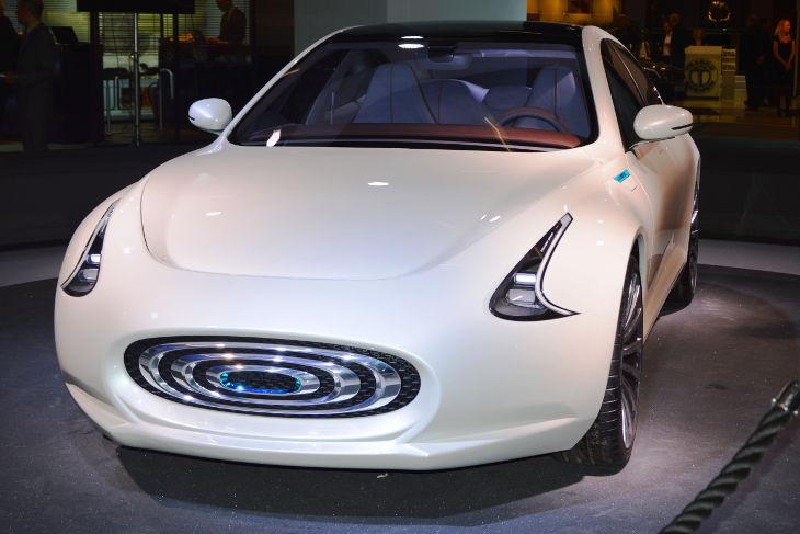 Тайваньский электрокар затмевает Tesla
