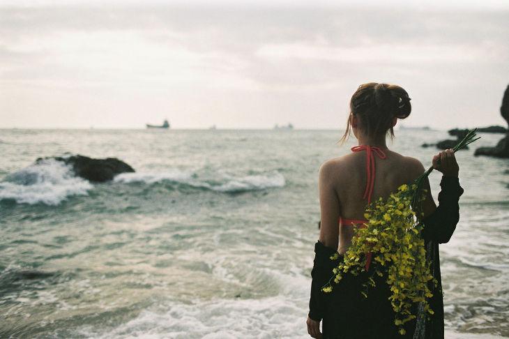 Тропик рака опоясывает остров