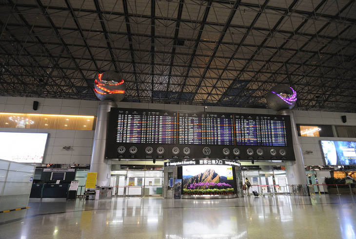Контрабанда марихуаны была пресечена в международном аэропорту