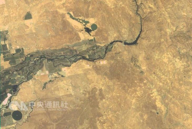 Спутник Formosat-5 делает снимки очень низкого качества