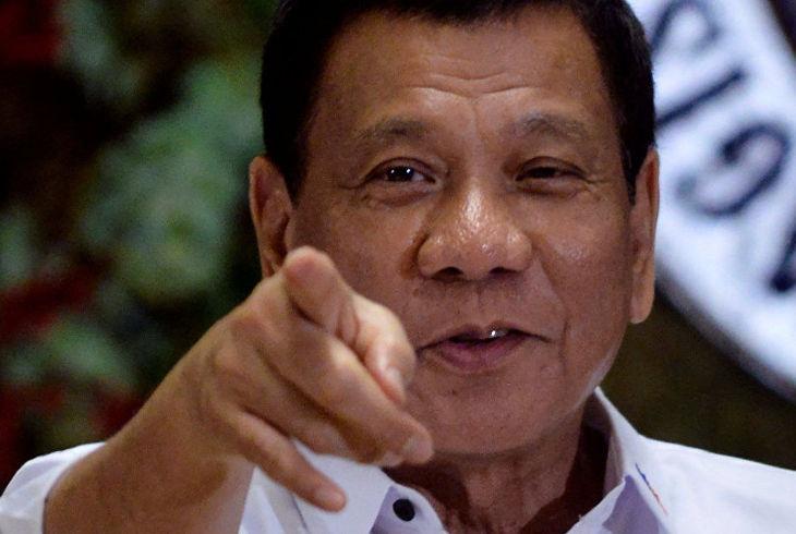 Тайвань признаёт своё участие в наркоторговле на Филиппинах. Родриго Дутерте