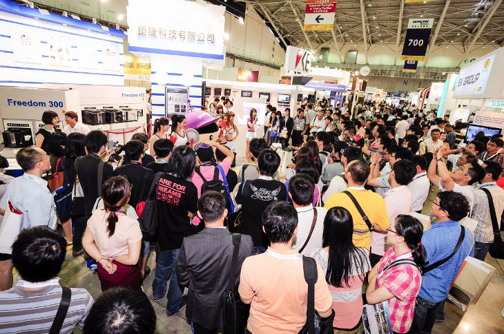 Semicon Taiwan — выставка полупроводников и микроэлектроники