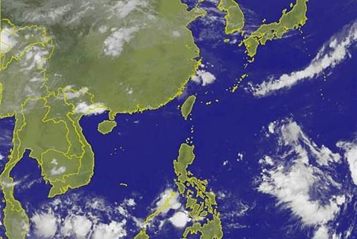 Вероятность тайфуна на следующей неделе очень высока