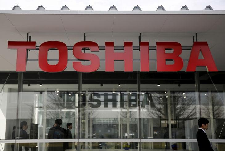 Названа причина отказа Toshiba продать Foxconn своё подразделение