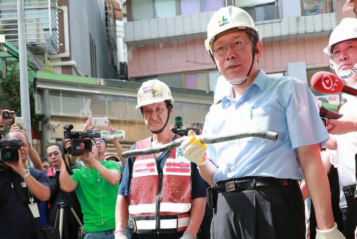 Свинцовый водопровод больше не будет отравлять жителей столицы