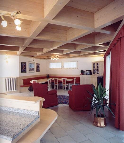 Tetti in legno case in legno solai e soppalchi tomasini