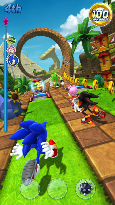 Green-Hill-Sonic-Forces-Speed-Battle-Screenshot