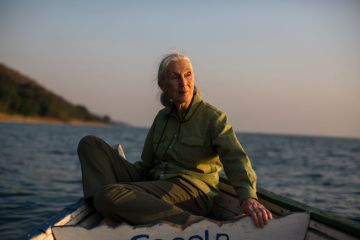Jane Goodall's Prayer for All of the Creatures on Earth