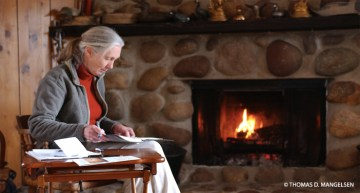 Dr. Goodall's Words of Wisdom and Hope 2017