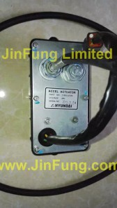 Hyundai accelerator motor,21EN-32300,original