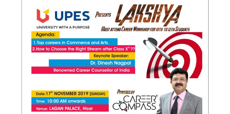Career Counseling workshop by Career Compass