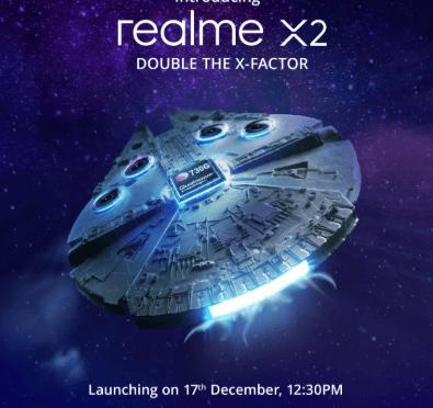 Realme X2 Stars Wars Edition