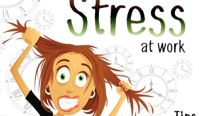 8 Natural ways to reduce stress in work-life