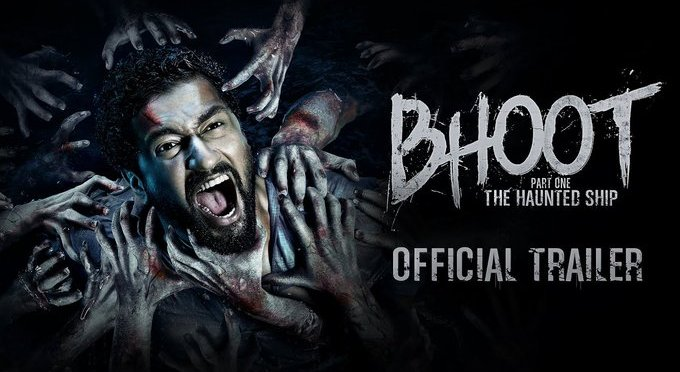 Bhoot trailer out