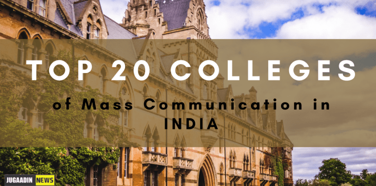 top colleges fpor mass communication in India