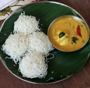 famous dishes of Kerala